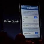 Функция «Не беспокоить» в iOS 6 перестала работать по расписанию в новом году