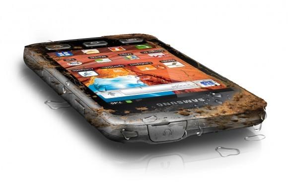 Смартфон Samsung для экстремалов