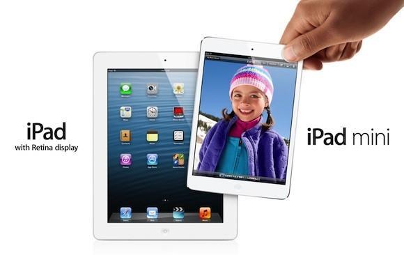 Обновленные iPad покажут в марте