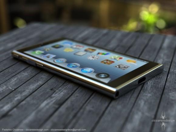 Концепт iPhone 6, вдохновлённый iPod nano 7Gen