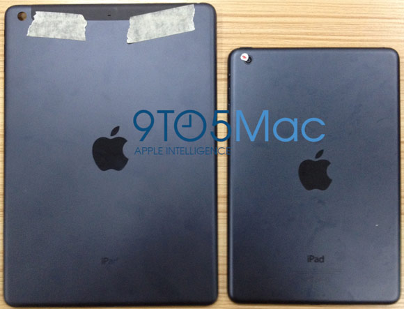 Возможно, это iPad 5-го поколения (фото)