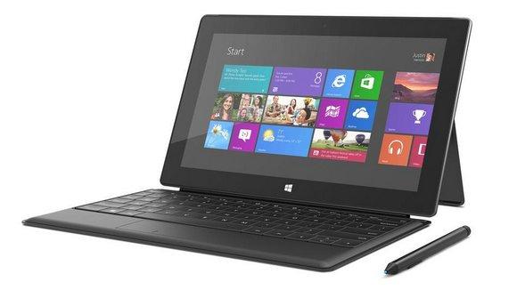 Surface Pro на 23 гигабайта