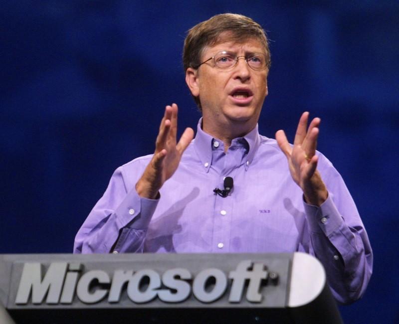 """Билл Гейтс считает, что Стив Джобс """"был круче"""" него»"""