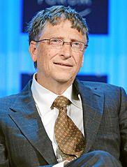 Билл Гейтс за свою жизнь пожертвовал более 36 миллиардов долларов