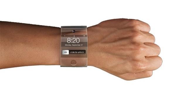 Apple экспериментирует с часами из изогнутого стекла