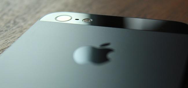 Первые фотографии iPhone 5S [утечка]