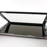 Новый тачскрин в новых iPad
