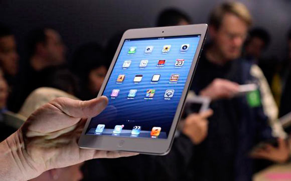 Дисплей будущего iPad mini превзойдет iPad with Retina Display