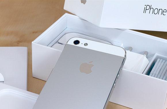 iPhone 5 – самый популярный смартфон в мире