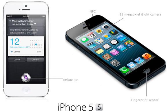 Чего ожидать от iPhone 5S?