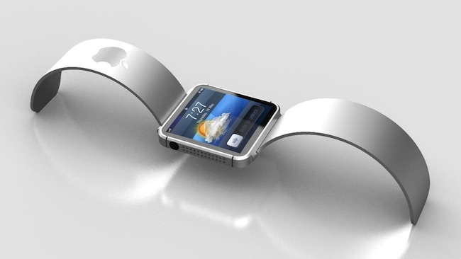 Apple патентует часы iWatch