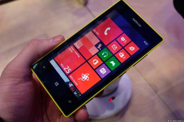 Microsoft сделает упор на недорогие WP-смартфоны