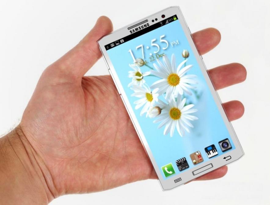 Samsung планирует грандиозную презентацию Galaxy S IV