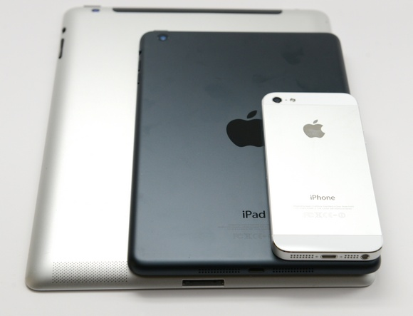 iPad mini вытесняет iPad