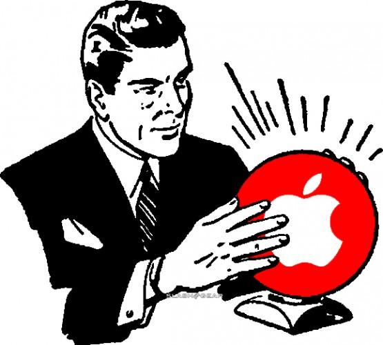 Убойный сервис в iPhone 5S