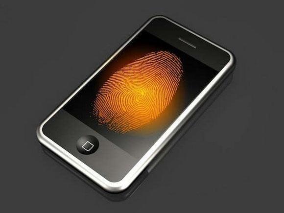 Убойный сервис в iPhone 5S оказался технологией считывания отпечатков пальцев