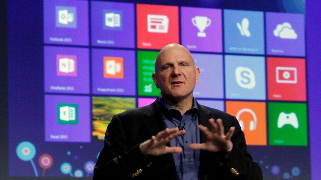 Windows 8 стимулирует переход на Apple