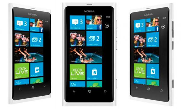 Nokia показала убытки, но продажи смартфонов растут