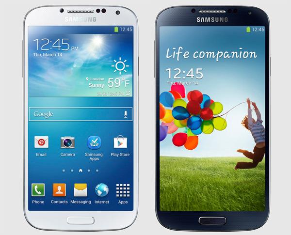 Продажи на раиси Samsung Galaxy S4 начнутся 26 апреля