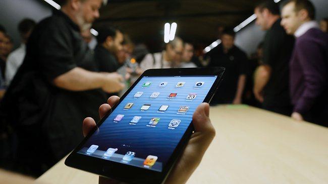 Как iPad влияет на продажи Mac