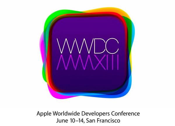 Apple WWDC 2013 пройдет 10—14 июня