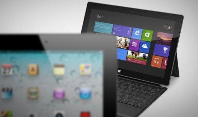 Билл Гейтс: iPad не хватает возможностей Surface