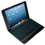 Zagg представила две клавиатуры с подсветкой для iPad mini