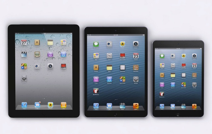 Подробности о новом iPad