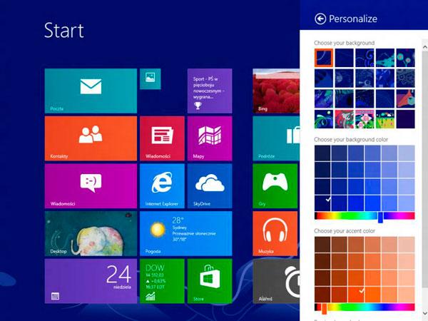 Бесплатная Windows Blue