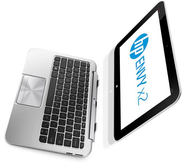AMD полагает, что гибридные аппараты вроде ноутбука HP Envy x2 вытеснят современные планшеты