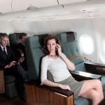 iPhone пассажира сбил самолет с курса