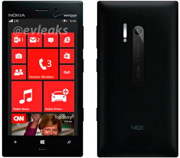 У Nokia новый флагман - и это Lumia 925!