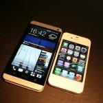 Сравнительный обзор HTC One и iPhone 5: Что выбрать?