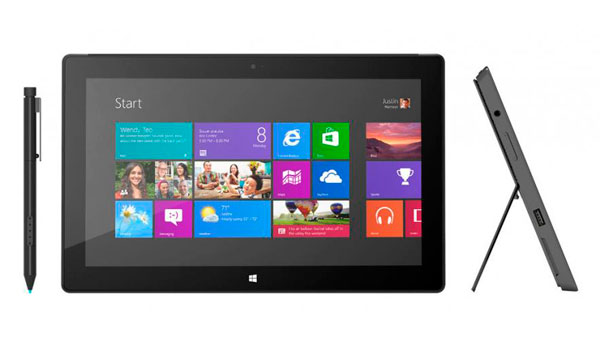 Microsoft выпустила Surface Pro с 256 ГБ памяти