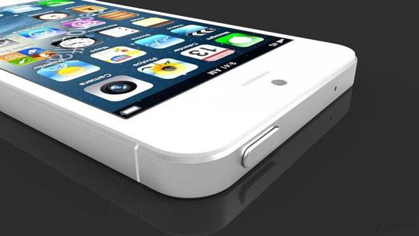 Apple iPhone 5S с 4-дюймовым дисплеем появится в сентябре