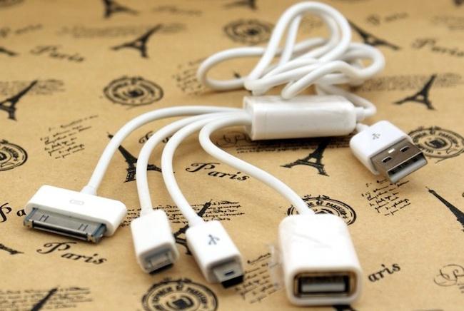 О вреде неоригинальных зарядных кабелей для iPhone и iPad