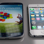 Apple   Samsung Galaxy S4