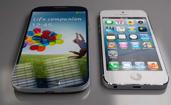 Apple требует запретить Samsung Galaxy S4