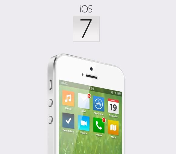 Шесть концептов минимализма в iOS 7