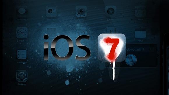 Apple начала активное тестирование iOS 7