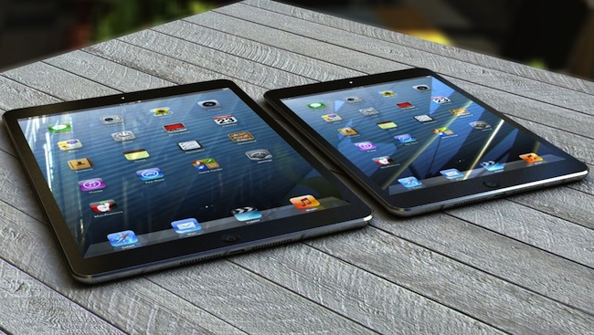 Новый iPad получит задний микрофон