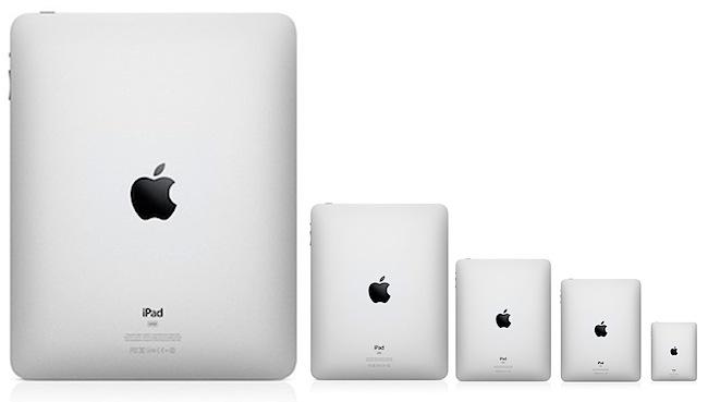«iPad Maxi», или Коллективное помешательство
