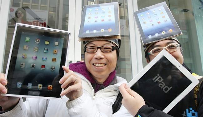 iPad — самый популярный планшет