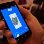 Сенсор отпечатков в будущих смартфонах Samsung