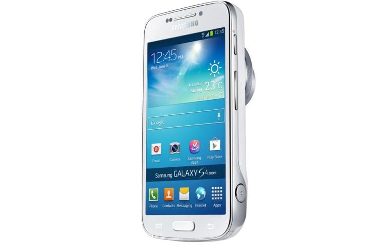 Samsung Galaxy S4 Zoom — смартфон-фотоаппарат с 10-кратным оптическим зумом