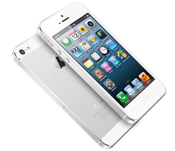 Apple iPhone 5 с 40%-й скидкой в России