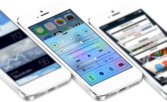 [iOS 7] Control Center, AirDrop и Камера