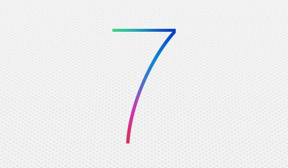 Первый взгляд на бета-версию iOS 7