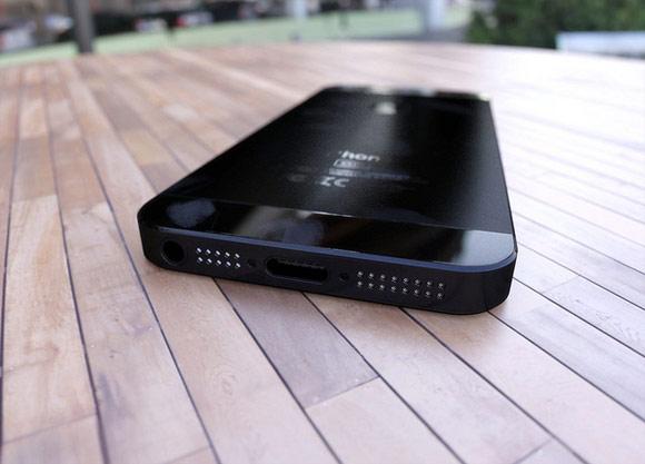 Утечка: в сети появились снимки собранного iPhone 5S