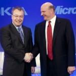 Впервые Nokia критикует Microsoft за Windows Phone